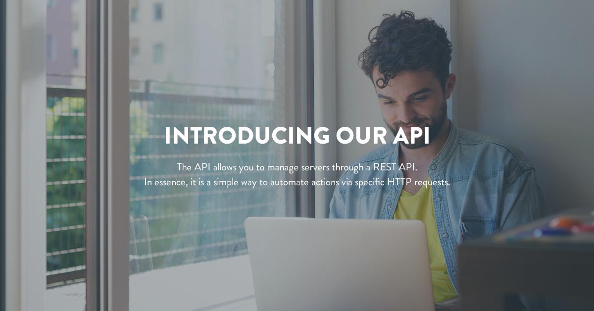 VPS API