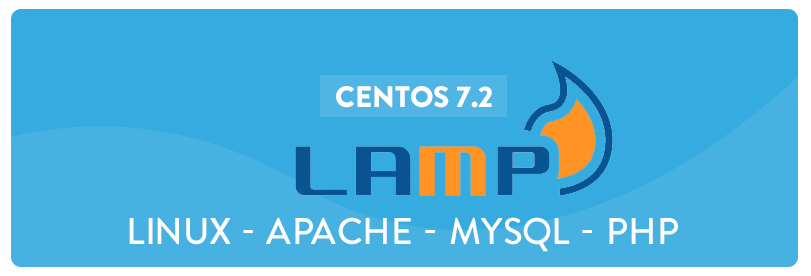 LAMP with CentOS 7.2