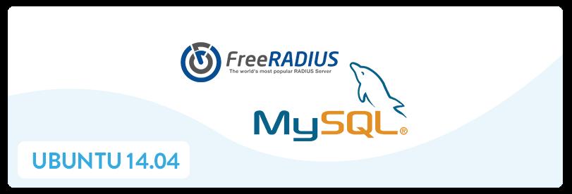 FreeRadius + MySql on Ubuntu