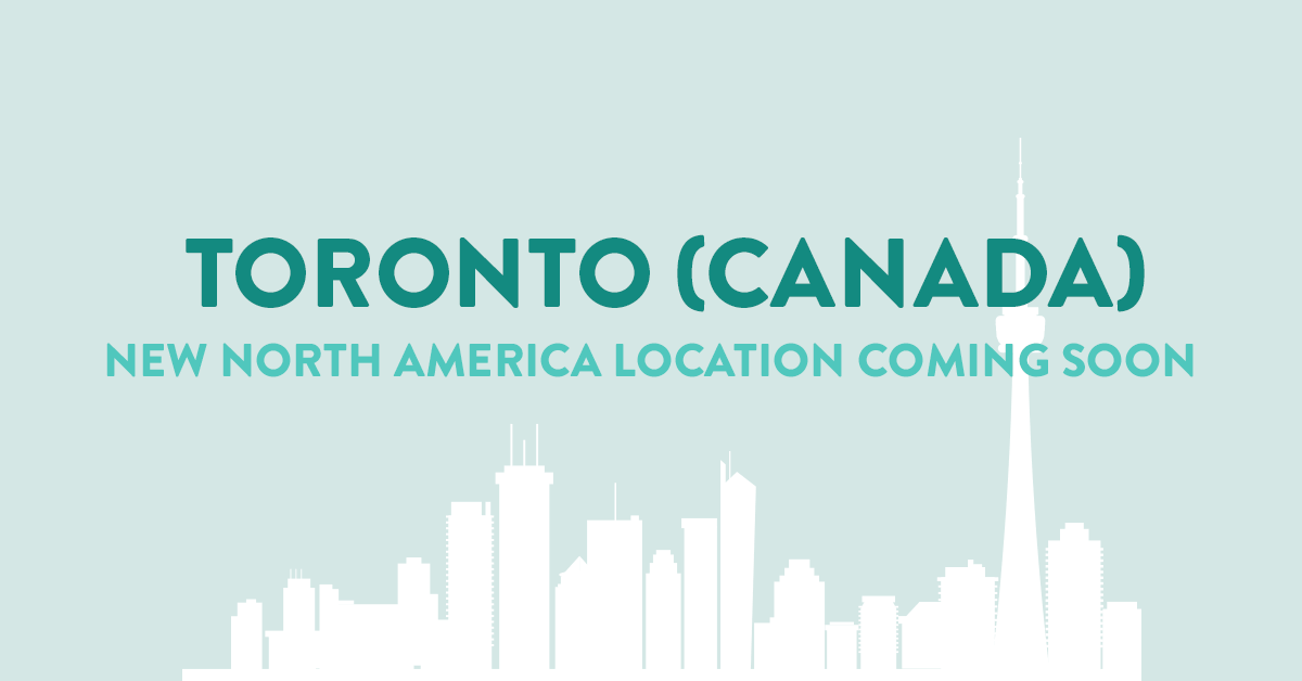 VPS Server location in Toronto, Canada