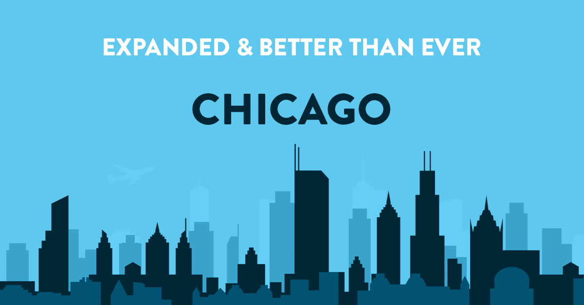 Chicago VPS location expanded