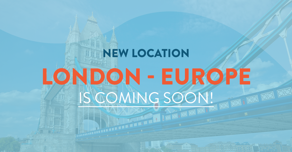 London datacenter location incoming