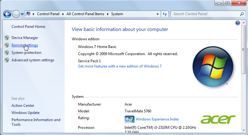 Configuring and Connecting to a Remote Windows VPS using RDP
